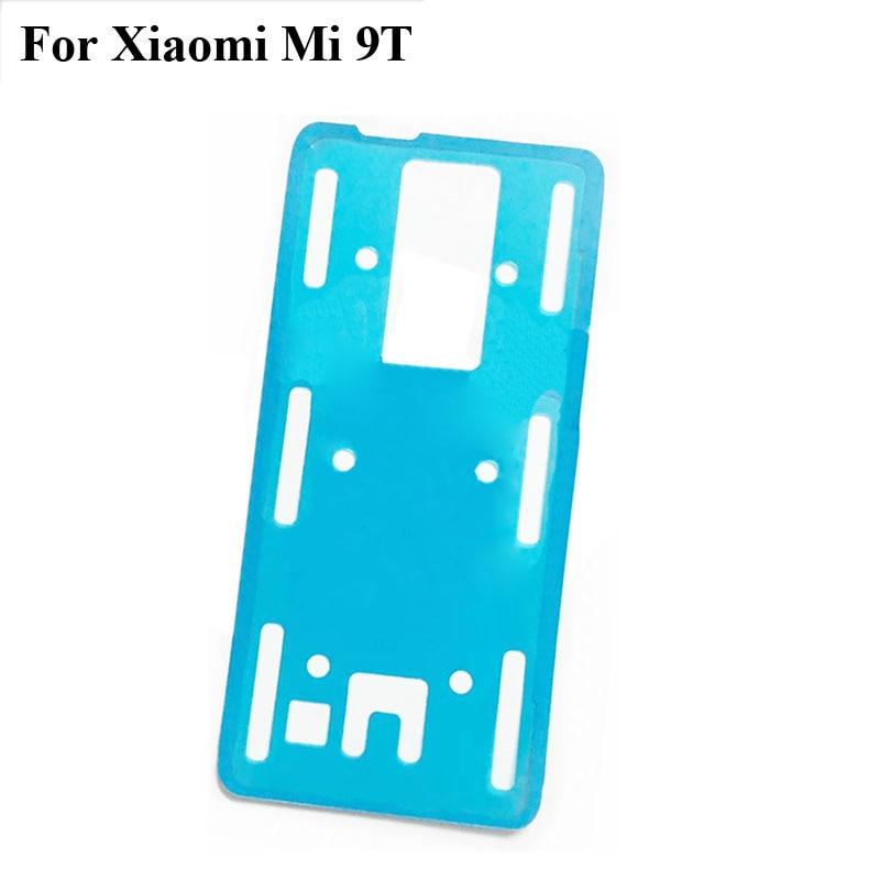 2PCS For Xiaomi Mi 9T 9 T Back Battery Cover Bezel 3M Glue Double Sided Adhesive Sticker Tape Xiao Mi 9T Mi9T Repair Parts