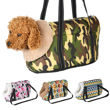 Soft Pet Small Dogs Carrier Bag Dog Backpack Puppy Cat Shoulder Bags Outdoor Travel Slings For  Chihuahua cat Products