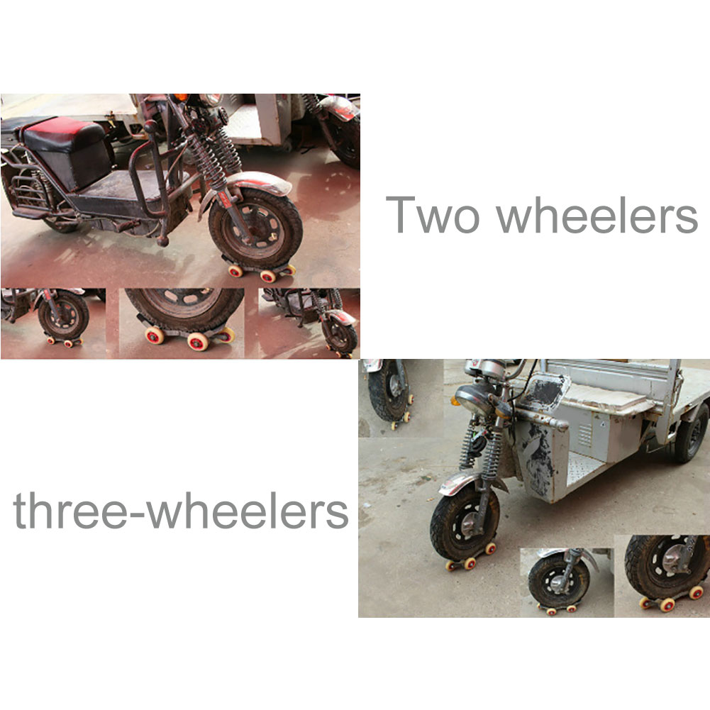 grande reboque elétrico emergência ajuda auto-resgate transportador com 5 rodas