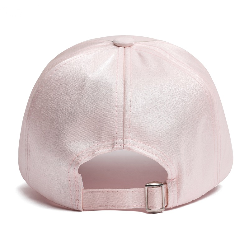 New Women Baseball Cap Female Solid Color Outdoor Adjustable White Pink Black Embroidered Women's Hats Summer Letter MD Sunhat05