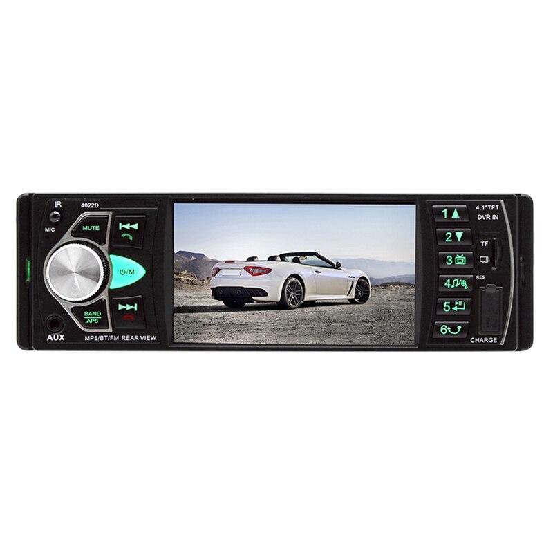 Ford Mondeo 03-07 2-DIN Autorradio Usd Sd Iphone Android Marco de Radio
