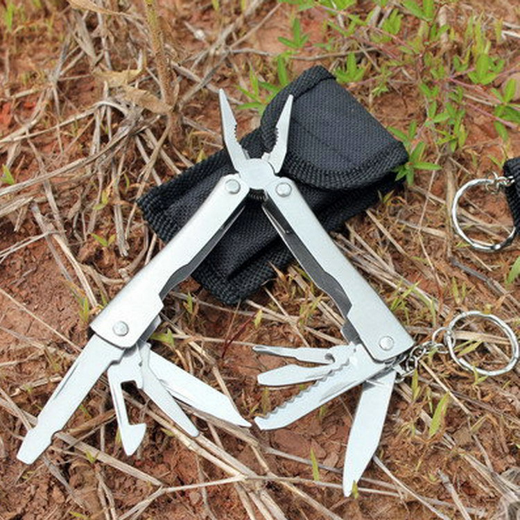Small And Portable/Multi-functional Folding Pliers Combination Pliers Outdoor Tool Multi-Purpose Tool Clamp Outdoor Wholesale