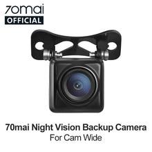 70mai HD kamera ve gece görüş kam 70mai araba dvr'ı geniş dikiz akışı medya Dash kamera sadece D07