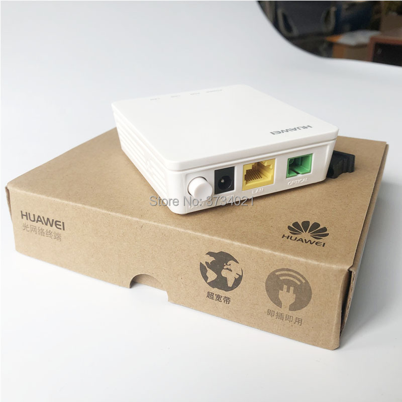 Free Shipping Original New HW HG8010H GPON ONU ONT With Single Port 1GE Apply To FTTH Modes, SC APC Interface English Version
