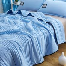 20 Cotton Air Condition Summer Quilt Washable Breathable Bedding Blankets for Adults Children Bed Covers Summer Air Comfoter