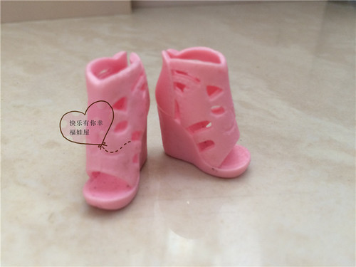 1/6 Doll shoes Single shoes, flat feet, sneakers, sandals, slippers flats for Barbie Doll shoes 1/6 5