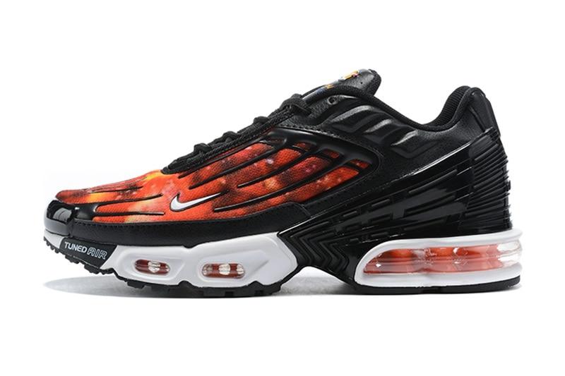 Original Men's Non-slip Sports Shoes Breathable Outdoor Sports Shoes Air Max Plus 3 TN