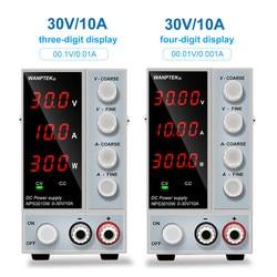 Регулируемый источник питания постоянного тока 60 в 5 а светодиодный цифровой регулятор напряжения переключатель лабораторный источник пит...