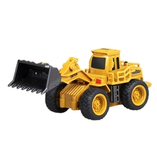 Remote Control Truck Toy Bulldozer Crane Rechargeable
