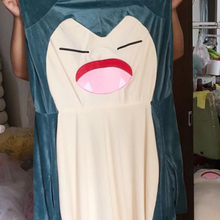 New 30-200cm Snorlax plush pillow Big soft anime snorlax plush toy With Zipper Only Cover No Filling kids gift for Christmas