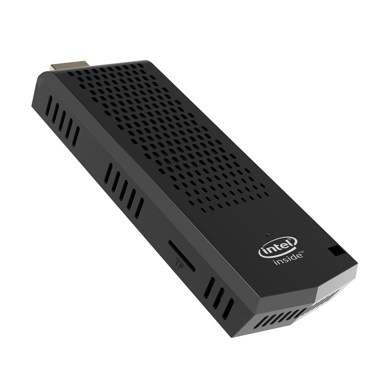 T6 Pro Fanless Windows10 Mini Pc Stick Intel Atom X5-Z8350  RAM 2GB EMMC 32GB 1000M Lan Office Computer Mini Pc