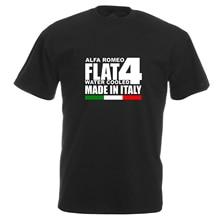 Alfa Romeo alfasud 33 145 146 sprint retro car motoring inspired T shirt Cool Casual pride t men Unisex New Fashion tshirt