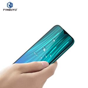 Image 4 - Pour Xiaomi Redmi Note 8 Pro verre trempé couverture plein écran verre trempé protecteur décran pleine protection