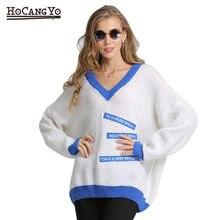 Женский свитер оверсайз вязаная зимняя одежда для офиса женский