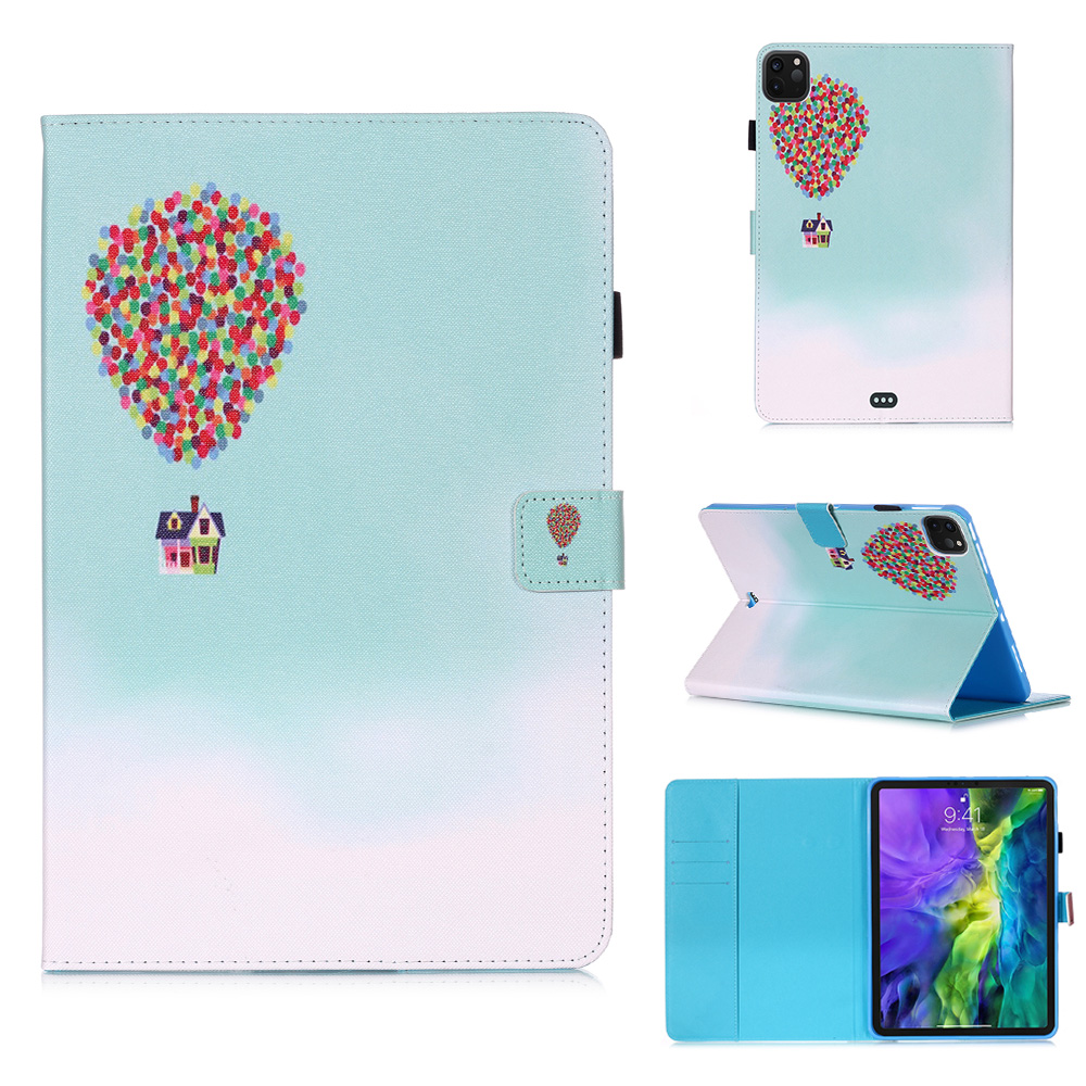 Stand iPad Cover Owl Flowers 2020 Tablet For Wallet Case For Pro Funda 11 Tablet Coque