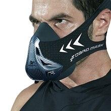 Спортивная маска FDBRO 3.0, маска для спортивных тренировок на выносливость, бега, кардио упражнений, походов в высокогорную местность
