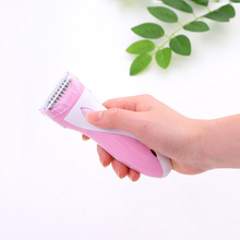 New lady shaving hair remover, electric rechargeable shaver, womans armpit hair, private part,