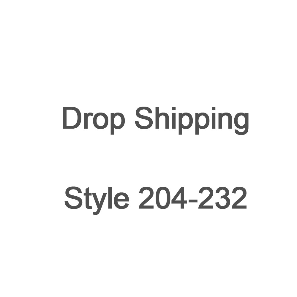 US Drop Shipping LINK ADULT Style 204-232