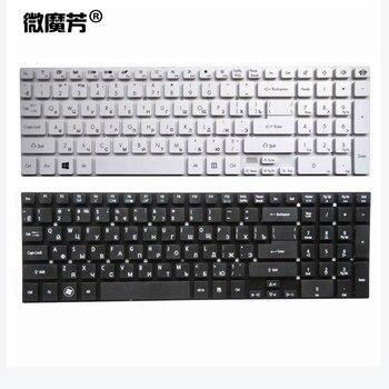 Russian Laptop Keyboard for Acer for Aspire V3-571G V3-571 V3-551 V3-551G V3-731 V3-771 V3-771G V3-731G MP-10K33SU-6981 RU 7800mah battery for acer aspire v3 v3 471g v3 551g v3 571g v3 771g e1 e1 421 e1 431 e1 471 e1 531 e1 571 series