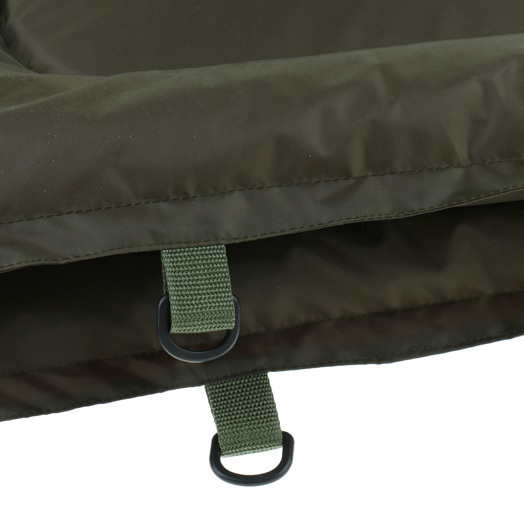 Waterproof Foldable Unhooking Mat Padded Landing Mat for Fish Protection Straps Pad Carp Fishing Tackle Army Green 105 x 60cm