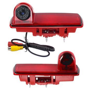 Car Rear View Reverse Camera Rear View Camera Professional Mini Brake Light Camera Infrared Lights PZ463