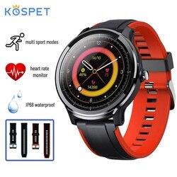Kospet sonda Smartwatch IP68 wodoodporna opaska monitorująca aktywność fizyczną 15 dni żywotność baterii pulsometr Multi inteligentny zegarek sportowy dla mężczyzn