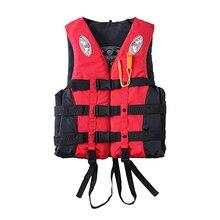 Спасательный жилет для подводного плавания и плавания, спасательный жилет для водных видов спорта, рыбалки, серфинга, плавания, взрослого ц...