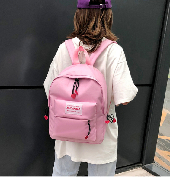 mochila feminina sacos de escola para a
