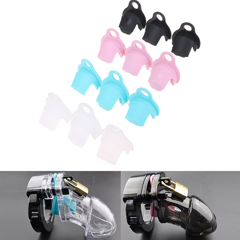 3Pcs/set Chastity Device SpacerAccessories Spacer Cock Cage Lock Ring Spacer For CB3000,CB6000,CB6000S Chastity Device