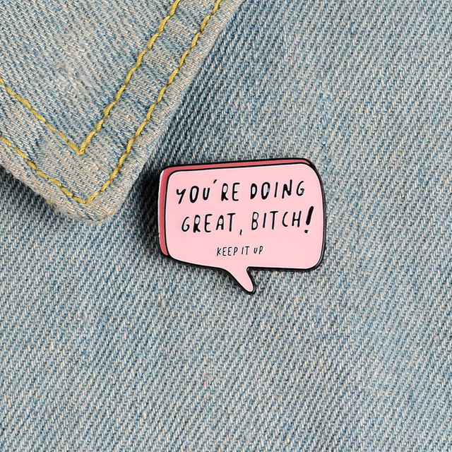 Pink Collection Enamel Pins Cartoon Recorder Typewriter Piano Lipstick Brooches Denim Shirt Backpack Gift For Friends Kids Women 3