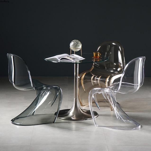 Transparent Modern Chair 4