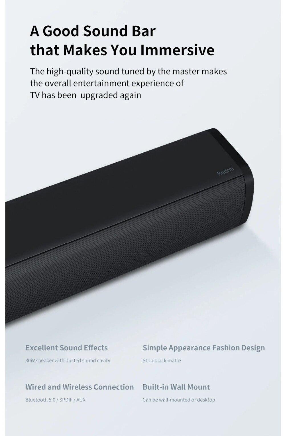 Xiaomi Redmi TV Soundbar 5