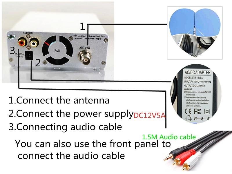 15W FM transmitter -1