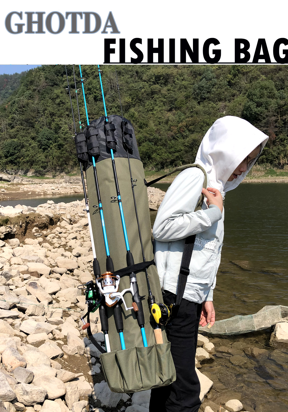 Bolsas de pesca