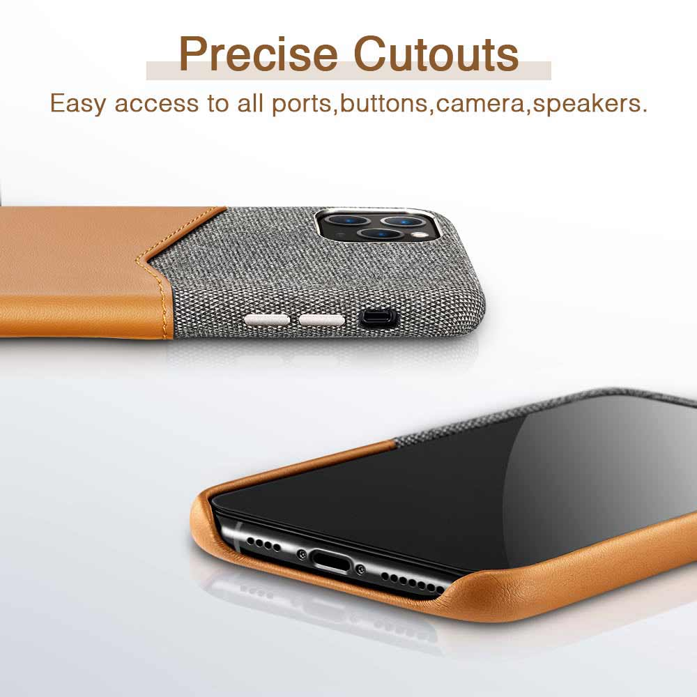 Hcfd37d3b90654e3fb168bb03097807b4v ESR Case for iPhone 11 Pro XR XS Max Cover Brand Luxury Leather Card Slot Shockproof Business Wallet Case for iPhone 2019 iphon