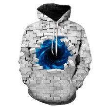 Meninos outono hoodies crianças 3d estrelas roupas whirlpool moletom primavera outwear incrível crianças moletom com capuz