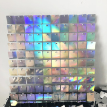 Unicorn Sequin-Panel Wedding-Backdrop Wall Party-Background Shinny for 30cmx30cm Popuar