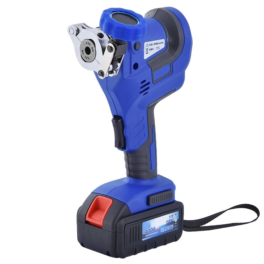 Kit d'outils d'évasement électrique sans fil CT-E800AM avec - Outillage électroportatif - Photo 2