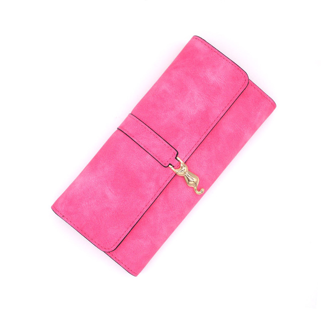 Letter Leather Wallets  3