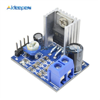 TDA2030A Module Audio Amplifier Board Module Single Power Supply 6-12V 2 dual channel tda2030a amplifier module in ac dc power supply can be pcb empty plate parts products