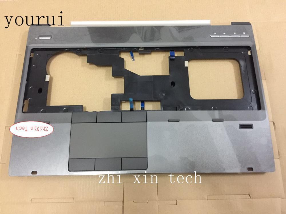 Genuine HP Chromebook 11 G4 Laptop Palmrest Keyboard /& Touchpad 851145-001