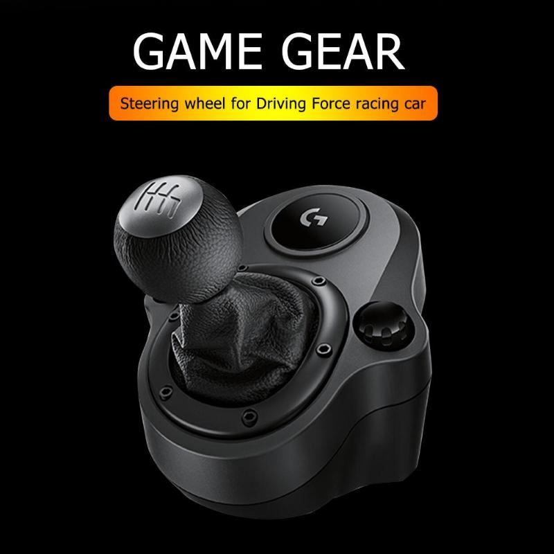 For <font><b>Logitech</b></font> 6 Speed short-stroke Gaming Driving Force Shifter for <font><b>G29</b></font> G920 Racing Wheels Compatible with PS4/XboxOne and PC image