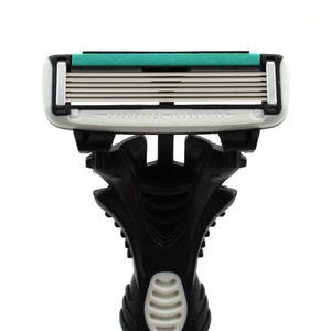 Image 5 - Original Dorco Pace 6 Blades 16Pcs/lot Shaver Razor for Men Razor Men Shaving Personal Stainless Steel Safety Razor Blades