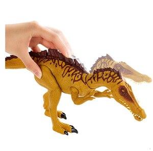 Image 2 - Originale 37 centimetri Jurassic World 2 Grande Competitivo Modello di Dinosauro Action Figure di Tyrannosaurus Giocattoli per I Bambini Drago Oyuncak