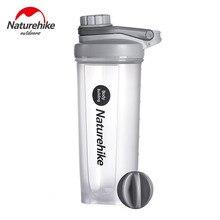 Naturehike Sports Water Bottle 700ml Outdoor Travel Hiking Yoga Fitness Protein Powder shake Stirring Drink Food Grade PP