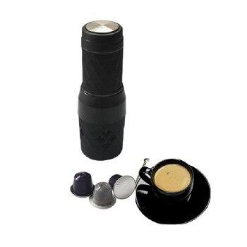 Second generation Espresso machine Portable Hand pressure Capsule coffee machine