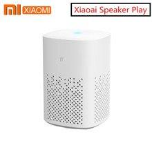 שיאו mi XiaoAI Bluetooth רמקול לשחק Wifi קול שלט רחוק מוסיקה נגן Xiaoai App MI AI רמקול אלחוטי עבור אנדרואיד iphone
