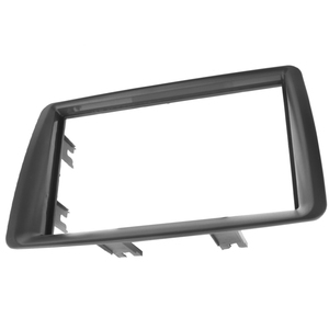 Image 5 - 2 Din Radio Fascia For FIAT Panda 2003  2012 Double din frame Stereo Panel Dash Mount Installation Trim Kit Frame Plate Bezel