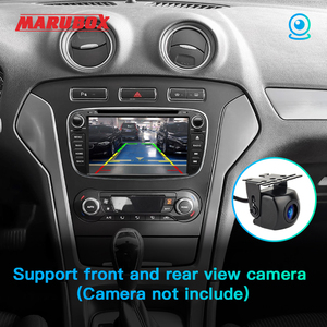 Image 3 - Marubox 2Din Android 10 PX5 For Ford Focus 2 Mondeo 4 S MAX Connect 2007 2013 Car Radio GPS DVD Multimedia Player 4G 64G