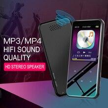 M15 2.4inch Touch Screen Bluetooth MP4 Player HiFi Portable Audio Walkman With FM Radio EBook Voice Recorder мп4 плеер